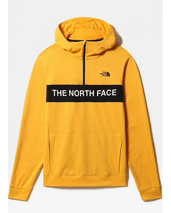 TNF U FELPA TRAIN 1/4 ZIP