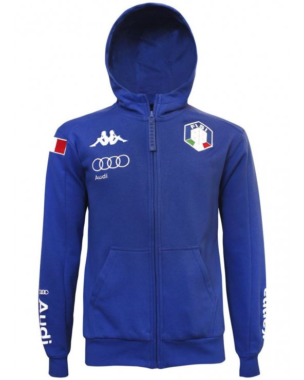 KAPPA U FISI 6CENTO FLEECE JACKET
